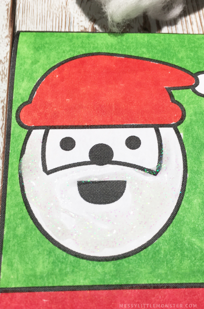 Santa printable