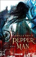 Pepper-Man - Camilla Bruce