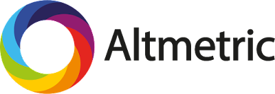 Altmetric Logo With Black Text