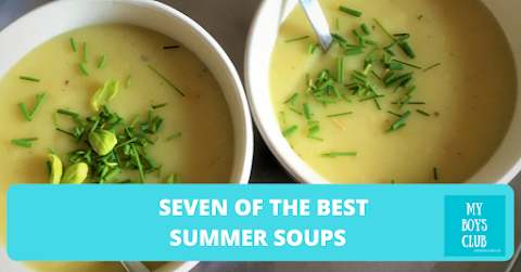Seven of the Best Summer Soups