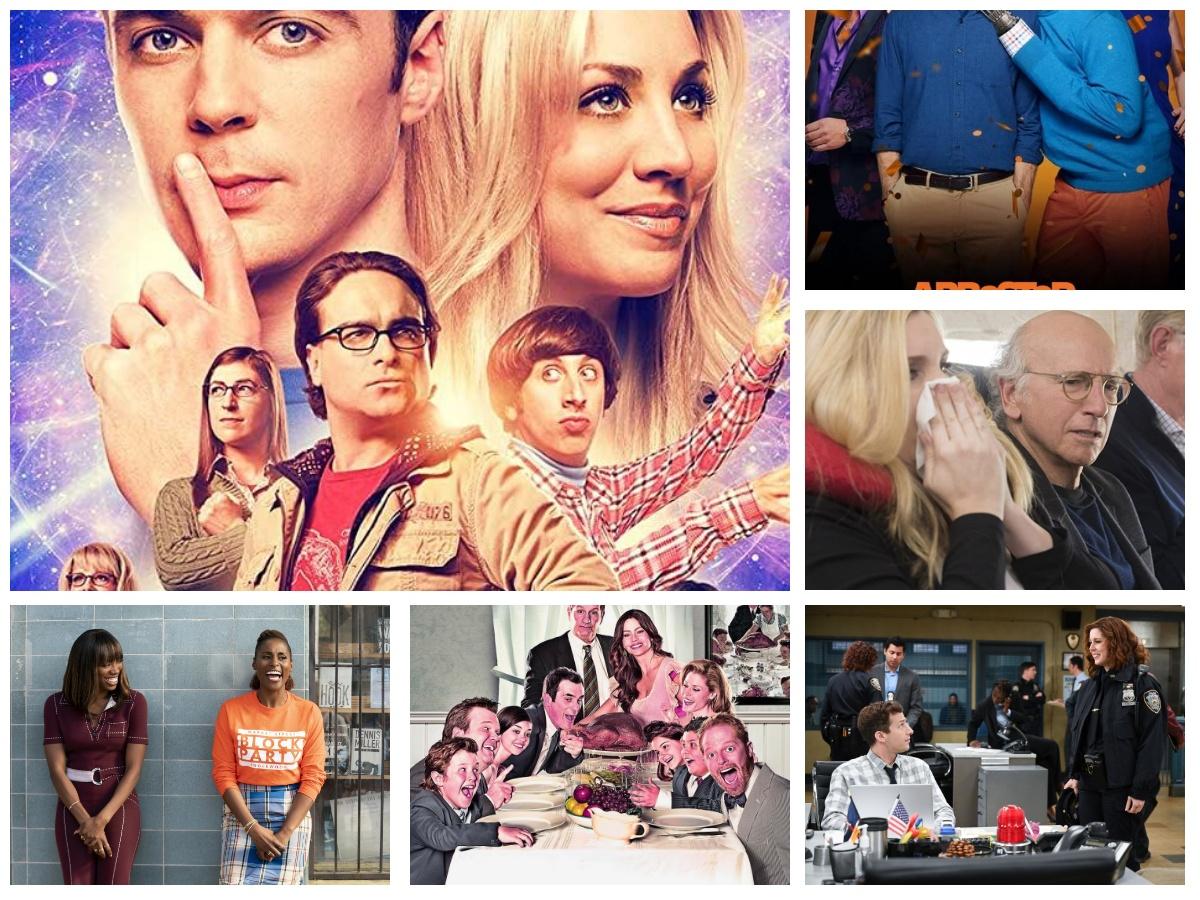 Top 10 Best American Comedy TV Series