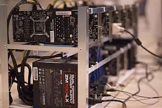 Cryptocurrency Mining-Bitcoin