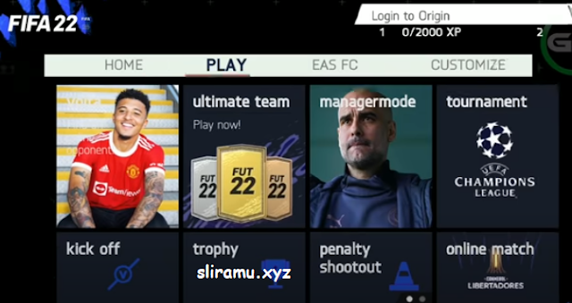 Fifa 22 Mod Fifa 14 Lite Android Offline (700MB) Update Kits & Transfer Pemain Graphics HD