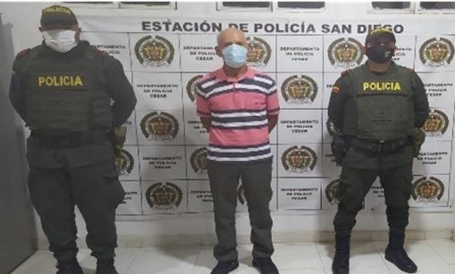 https://www.notasrosas.com/Policía Cesar captura anciano por acto sexual abusivo con dos hermanas, de seis y tres años