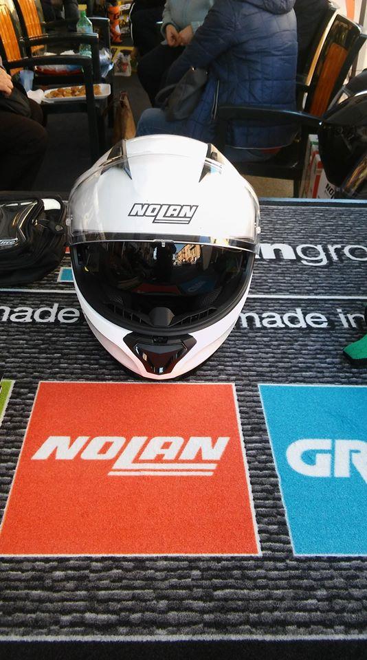 il mondo di peio tester di casco nolan n87 prova lampo. Black Bedroom Furniture Sets. Home Design Ideas