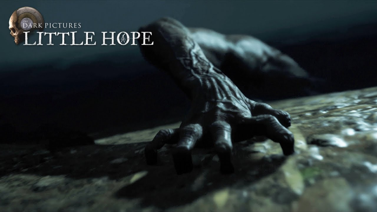 The Dark Pictures: Little Hope - The second part of the horror anthology release trailer