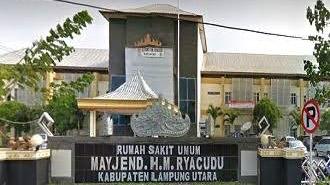 Terkait Hutang Rp11M, BPKP Lakukan Audit Rumah Sakit Ryacudu Kotabumi