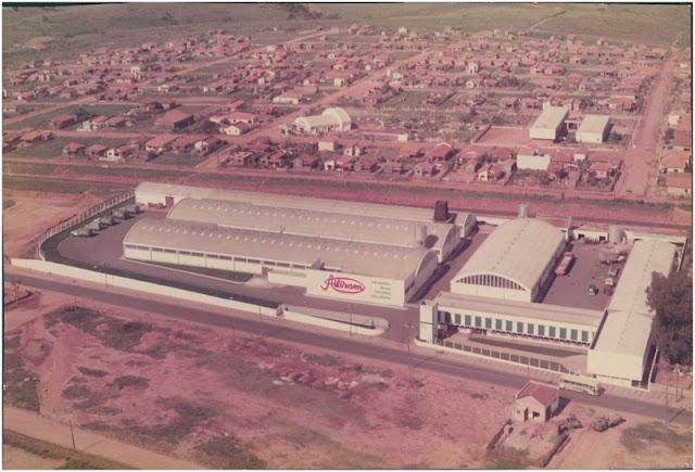 Indústrias de Alimentos de Marília