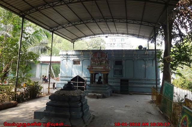 Mangadu Siva Temple