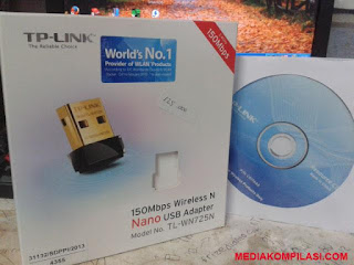 Cara Mengaktifkan Koneksi WiFi Di Komputer Windows XP