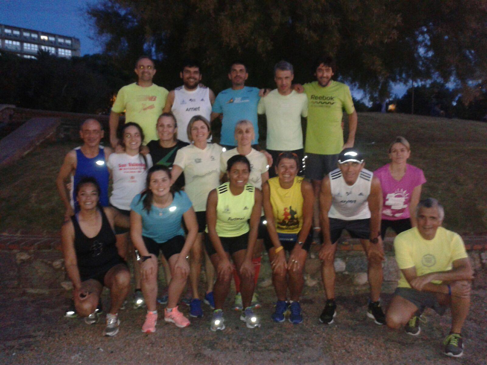 Triple Golf (convocatoria a correr en barra)
