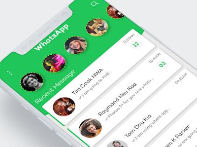 Cara Membuat Status Palsu di Whatsapp  Android