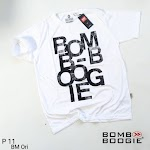 KAOS BOMB BOOGIE BM ORI P11