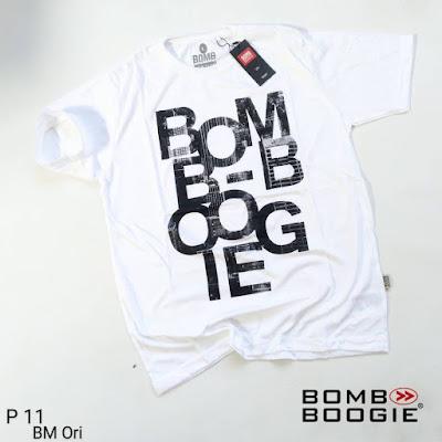 KAOS BOMB BOOGIE BM ORI (P11)