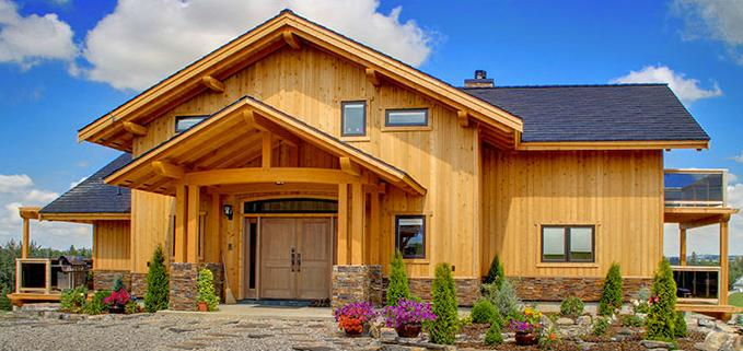 Prefab Homes And Modular Homes In Canada Purcell Timber