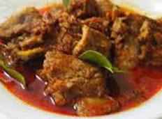 Resep praktis (mudah) daging asam padeh spesial (istimewa) enak, sedap, gurih, nikmat lezat