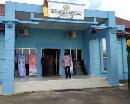 Alamat Telepon Kantor Imigrasi Kelas III Non TPI Ketapang - Kalbar