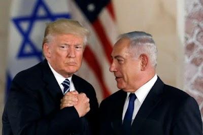 """نتنياهو """"واثق"""" من موافقة أمريكا على ضم أجزاء بالضفة الغربية !!"""