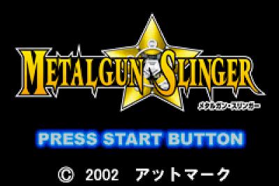 【GBA】合金射擊者(Metalgun Slinger)繁體中文版+出招表+金手指!