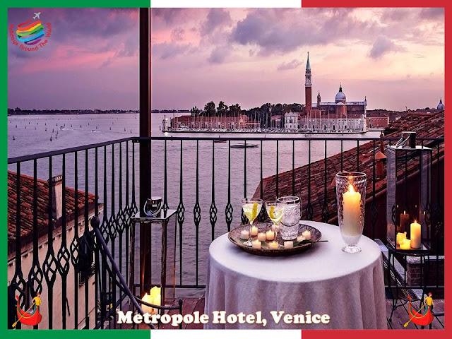 The best 5-star hotel in Venice