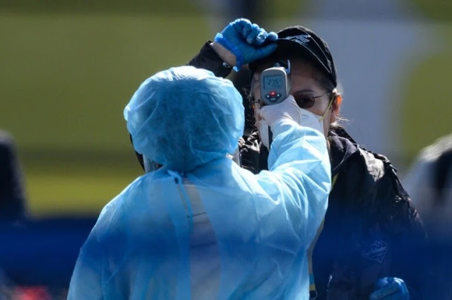 Coronavirus fight in Japan. PHOTO | CAPITAL