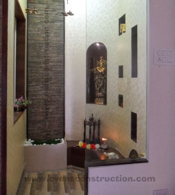 Evens Construction Pvt Ltd Puja Room And Vasthu