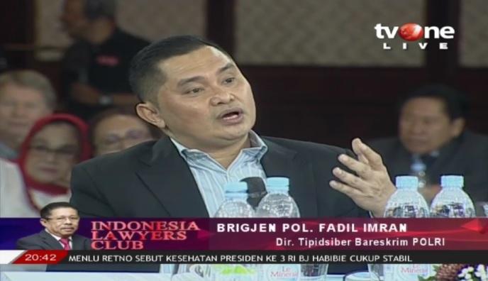 Brigjen Pol Fadil Imran ILC MCA
