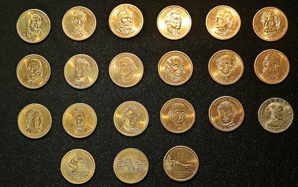 monedas dolar ecuador