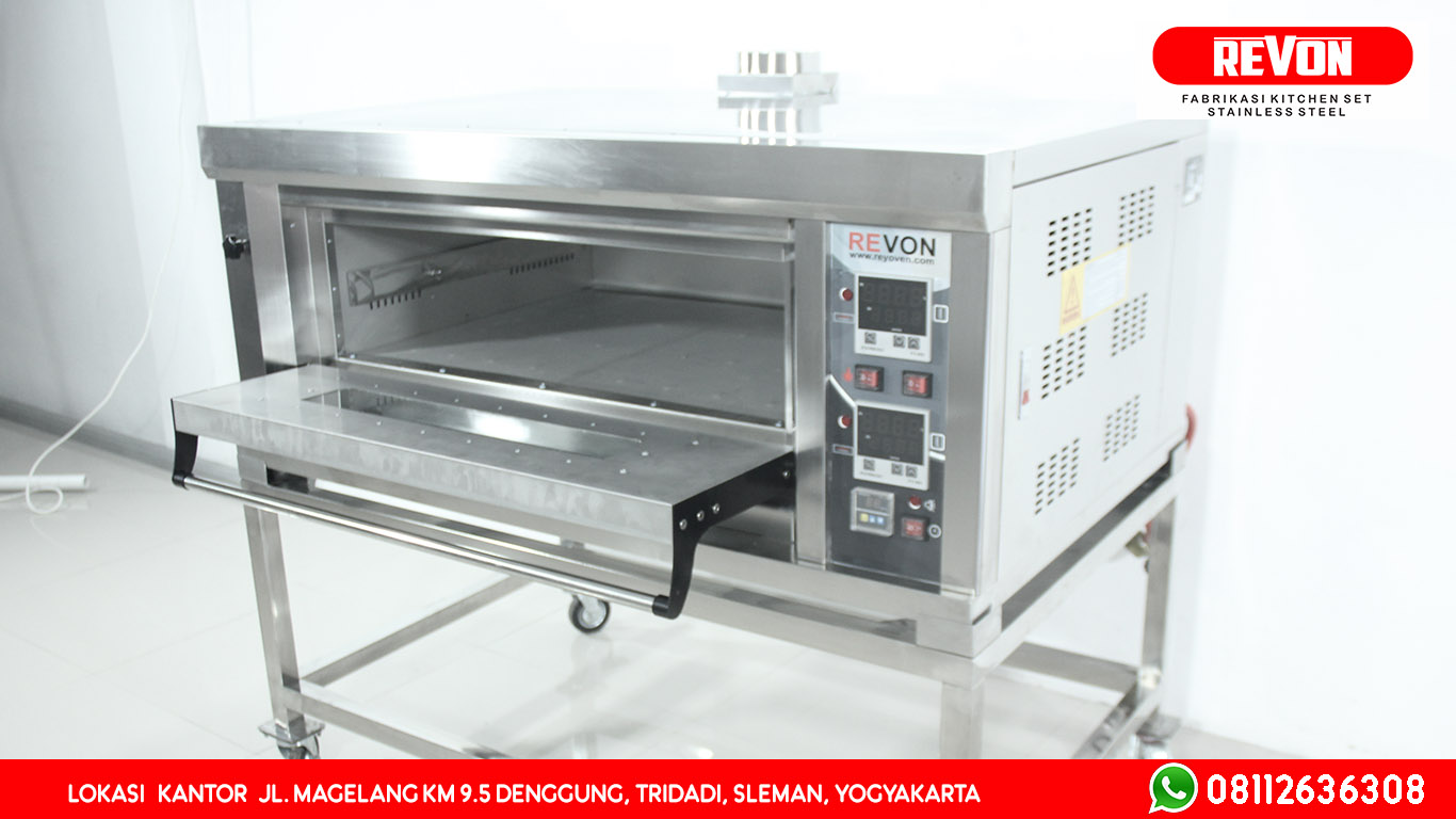 Tentang Oven Gas Otomatis