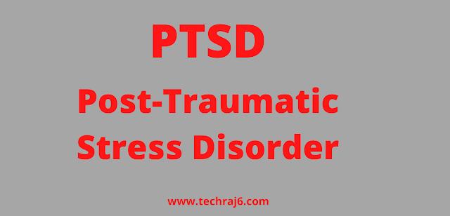 PTSD full form, What is the full form of PTSD
