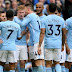 Manchester City Releases Sqad To Face Liverpool