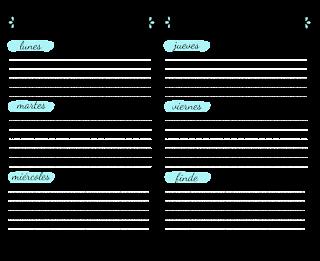 planificador, diario, objetivos, 21 dias, habitos, imprimir, gratis, pdf
