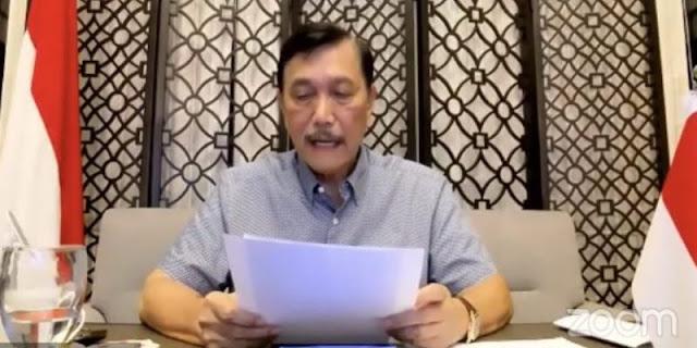 Tidak Cukup Hanya Minta Maaf, Luhut Harus Mundur dari Menteri dan Ketua PPKM Darurat