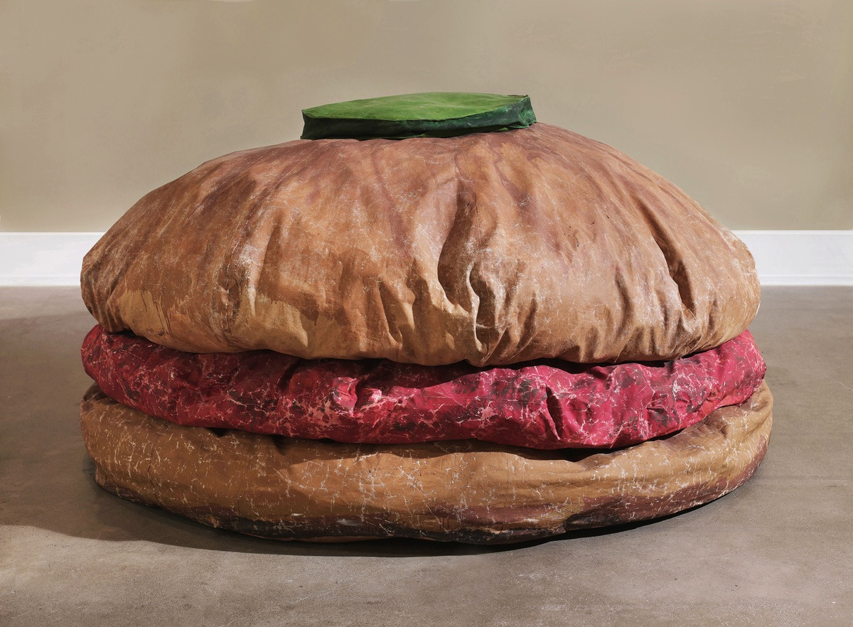 Claes Oldenburg, pop-art, sculpture
