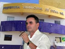 Prefeitura de Dona Inês paga salários de Janeiro já com reajustes
