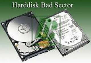 Hardisk Repair Bad Sector