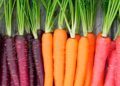 Alimentos zanahoria dieta