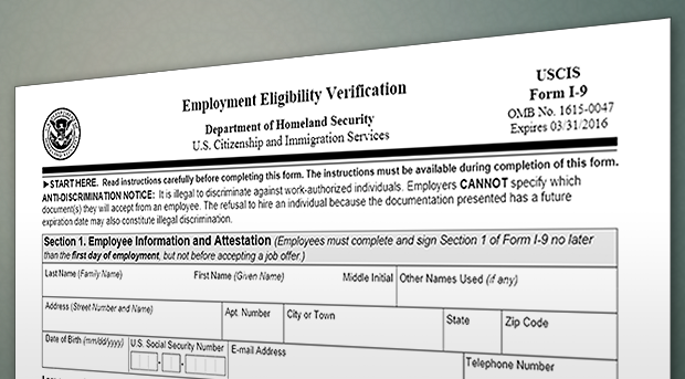 Alert! New i-9 form & i-9 form instructions released by uscis.