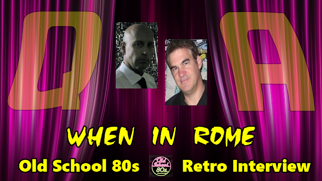 Interview with Michael Floreale & Clive Farrington of When In Rome