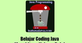 Belajar Coding Java Menghitung Volume Balok