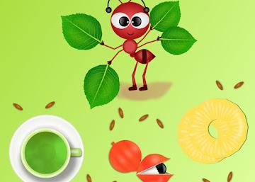 Receita Contra Cansaço Físico: Chá-verde com Abacaxi, Guaraná e Linhaça