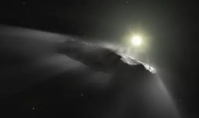 Oumuamua imagen - Una Galaxia Maravillosa