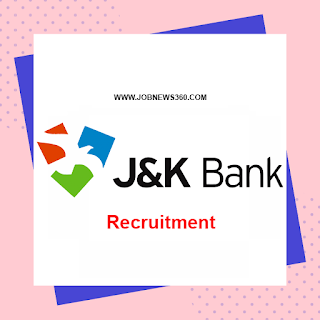 J&K Bank Recruitment 2020 for Probationary Officer & Banking Associate