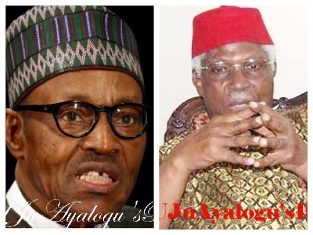 Breaking News: President Buhari Has Budgeted N1 Billion On Ekwueme's Burial - Ngige Reveals