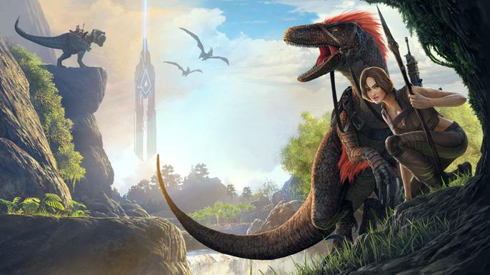 Ark Survival Evolved: Como sumonar Dinos de qualquer nível?