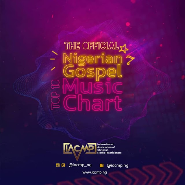 IACMP Launches Most Credible National Gospel Music Chart!