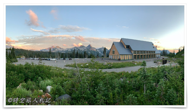 Mt Rainier paradise inn 4