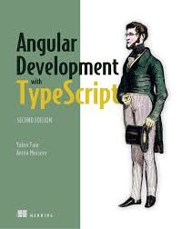 best book to learn Angular with TypeScript
