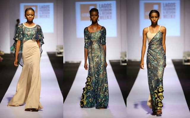 Celebrating African fashion at the Lagos fashion and design week