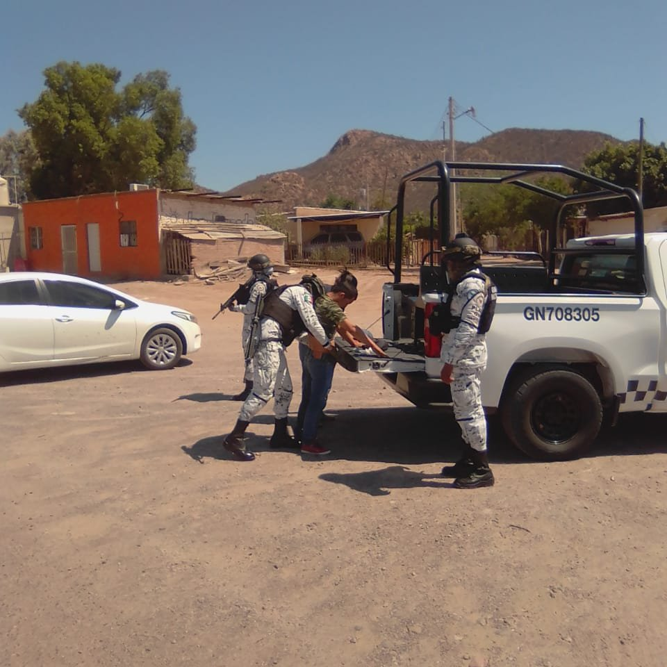 Ataque contra familia en Guaymas, Sonora deja 3 muertos, entre ellos una niña